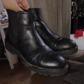 Vagabond støvler, vandtætte og varme.