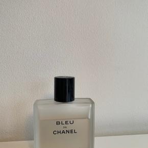 AFTERSHAVE Bleu de Chanel - der er brugt lidt af den som det kan ses på billedet