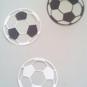 dias fodbold 1 sæt af karton.