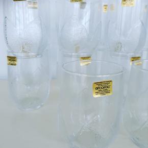 Vintage love glas