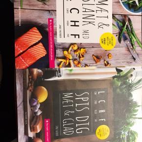 2 LCHF bøger af Jane Faber  200 kr for dem begge