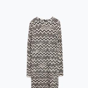 Smuk kjole fra Zara i Missoni lignende strik