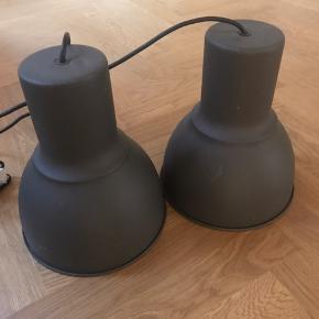 Ikea lamper, 2 stk for 150kr