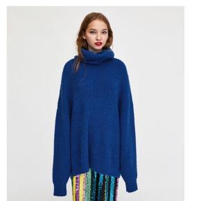 ZARA oversize knit.   Lidt fnuller, men stadig blød og dejlig varm 💙