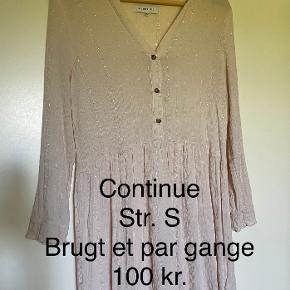 Continue kjole