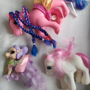 BYD! Min søster vil gerne sælge nogle af hendes ponyer.