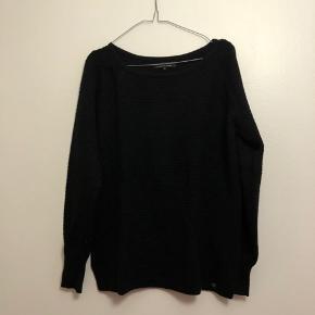 Sort sweater fra Only i str. M