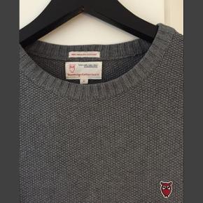 Knowledge Cotton Apparel Sweat Nypris: 800kr Cond: 7/10 Str. M (fitter en smule småt)