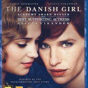 1553 - Danish Girl, The (Blu-ray) Dansk Tekst - I FOLIE