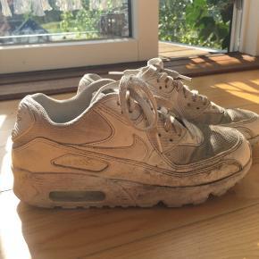 Beskidte, men en del kan vaskes af:) Nike Air Max 90