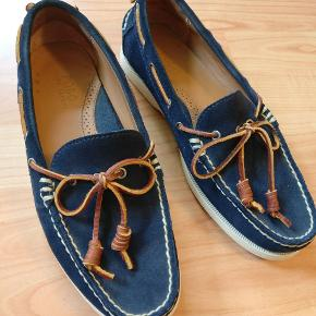 442ce502b19 Polo Ralph Lauren Millard Boat Shoes Sejlersko fra Ralph Lauren I luksuriøs  kvalitet. Lavet i