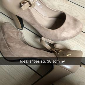 Ideal Shoes andre sko & støvler