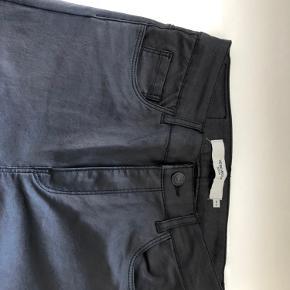 Højtaljede coatede bukser m/32