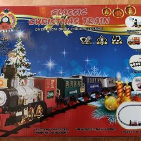 Juletog  Komplet i fin æske Kun lige åbnet. Sendes mod betaling