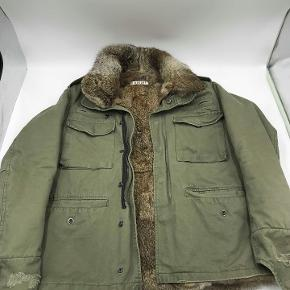Ojardorf Fur Jakke Str M Cond 8 Intet OG