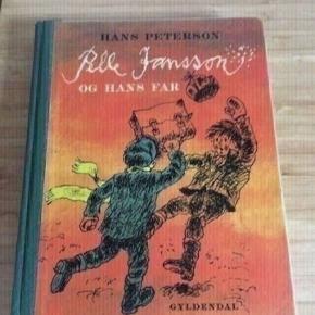 Pelle Jansson og hans far -fast pris -køb 4 annoncer og den billigste er gratis - kan afhentes på Mimersgade 111 - sender gerne hvis du betaler Porto - mødes ikke andre steder - bytter ikke