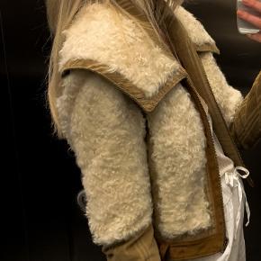 Dolce & Gabbana pels- & skindjakke