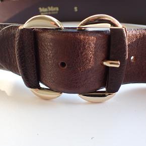 Unik bælte fra Max Mara - hofte / taljemål 76 - 86 cm