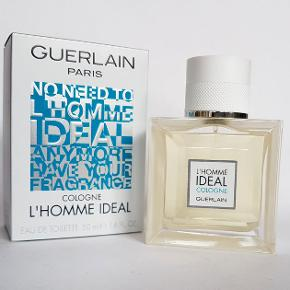Herreparfume, eau de toilette, Guerlain L'Homme Ideal Cologne 50ml edt i æske, køber betaler porto