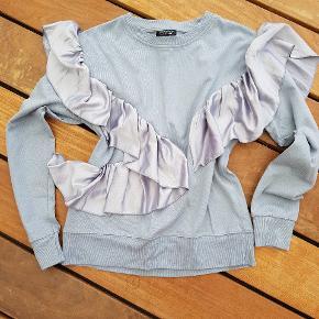 Fedeste sweater - købt for lille, og er derfor heller ikke rigtig brugt.. Er størrelsessvarende (jeg var bare for optimistisk!) 😊🌸✌