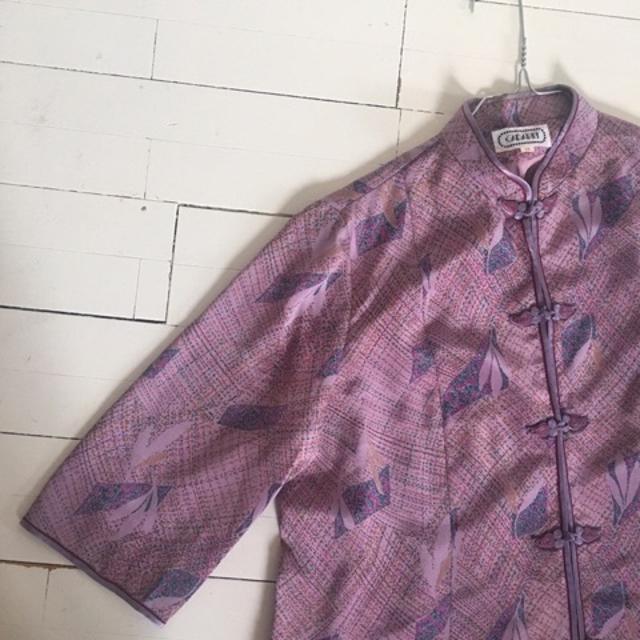 Vintage skjorte jakke | Veras