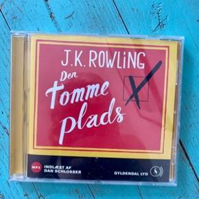 Den tomme plads af j.k. Rowling Lydbog  -fast pris -køb 4 annoncer og den billigste er gratis - kan afhentes på Mimersgade 111 - sender gerne hvis du betaler Porto - mødes ikke andre steder - bytter ikke
