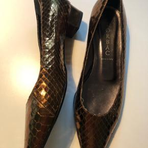 Italiensk sko Lorbac - brugt 2 gange. Flot