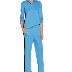 To stk Ganni polo bukser, samt en polo trøje, str 40, 300 kr. Pr del (og 500 kr for det lyseblå som sæt)