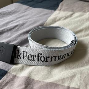Peak Performance bælte