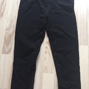 Leggings bukser M med strech og 2 lommer