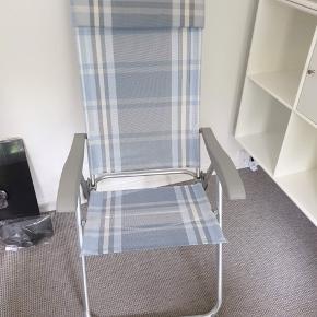 3 stk nye campingstole, stadig indpakket 200 kr for alle 3 stk