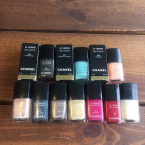 Neglelak fra Chanel, Essie, OPI Billede 3 sælges samlet for 350 kr Billede 4 sælges samlet for 100 kr