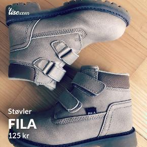 Fila støvler