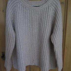 Varetype: Sweater Farve: powder