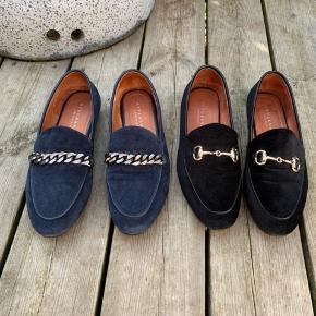 Billede 1-3  2 par Stylesnob sko i str. 37  Billede 4 2 par Adidas Superstar i str. 38  Billede 5-7 Stilet fra Pura Lopez i str. 37  BYD :-)
