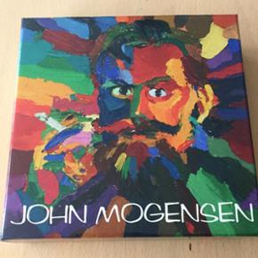 Så længe jeg lever... Gaven til jul🎁🎄John Mogensens samlede værker inkl. bonus cd. Ialt 6 cd'er - kom gerne med et bud👍🏻😊