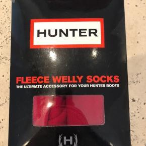 Sprit nye sokker til Hunter gummistøvler