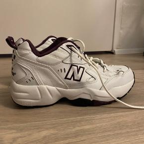 New Balance 608 trainers   Har brugt dem 2-3 gange, så de er næsten ikke brugt  BYD!