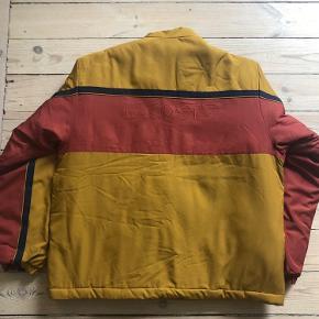 Supreme x Lacoste 2019 puffy half zip pullover Size: L Color: Brown/Bordeaux