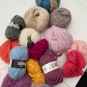 Jeg strikker fine elastikker i lige den farve og kombination du ønsker🤩  Kan sendes som brev (billigere fragt)