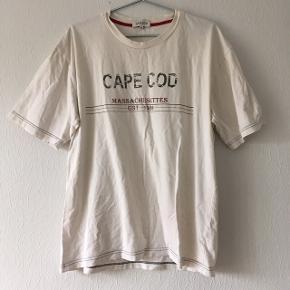 Vintage t-shirt fra Cape Cod, str. XL/42