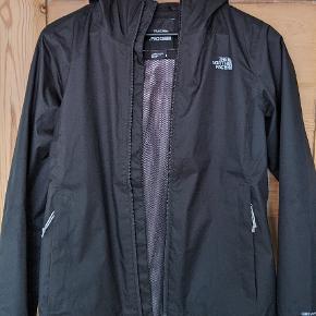 North Face regnjakke