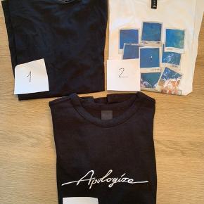 BYD !!!  H&M T-shirts  Stort set ikke brugt