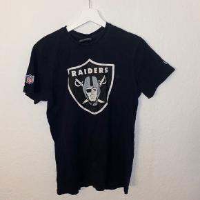 Raiders tshirt. Brugt en del