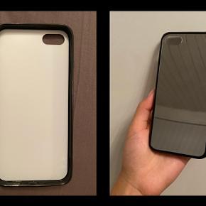 Sælger disse 4 mobilcovers passende til en iPhone 7 og 8 da jeg har fået ny mobil. Tre af dem er købt for nyligt og ubrugte, kun det sorte magnetiske cover er brugt og en smule skadet i kanterne, som kan ses på billedet. Grundet brugsskader sælges den til 18 kr. De andre tre sælges til 30 kr. pr. stk. ☺️ Mængderabat gives - få eksempelvis alle 4 til 80 kr!