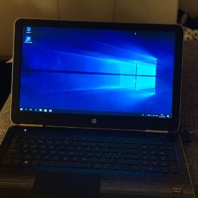 HP bærbar computer