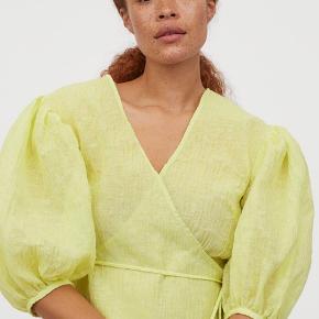 Smukkest slå-om-bluse 🌻 Jeg har kun brugt den én gang!