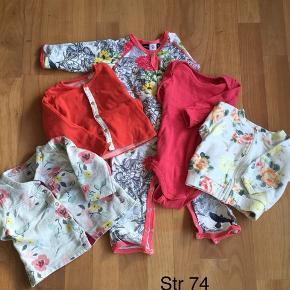 Tøjpakke med blandet mærke tøj. Fra røg og dyrefrit hjem  Forsendelse betales af køber