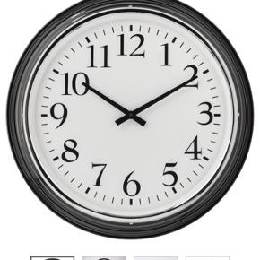 Ikea ur/vægur