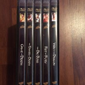 Bruce Lee, dvd collection , speciel edition